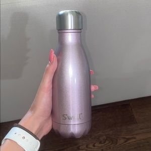 s'well stainless steel pink water bottle